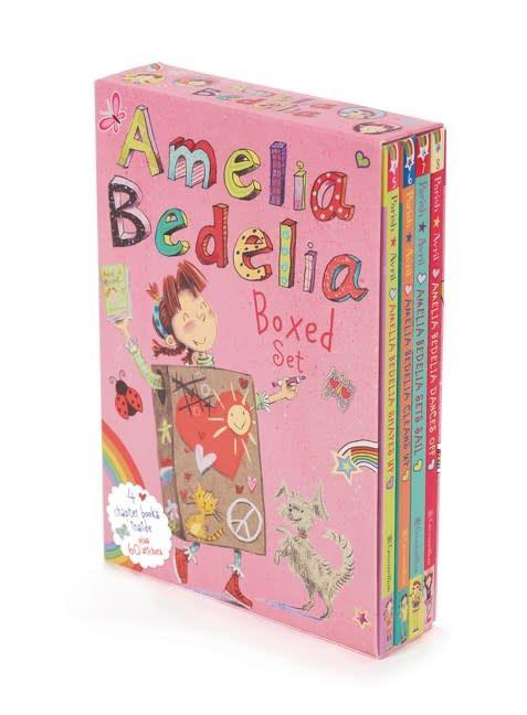 Amelia Bedelia (Chapter Book) Boxed Set (#5-8)
