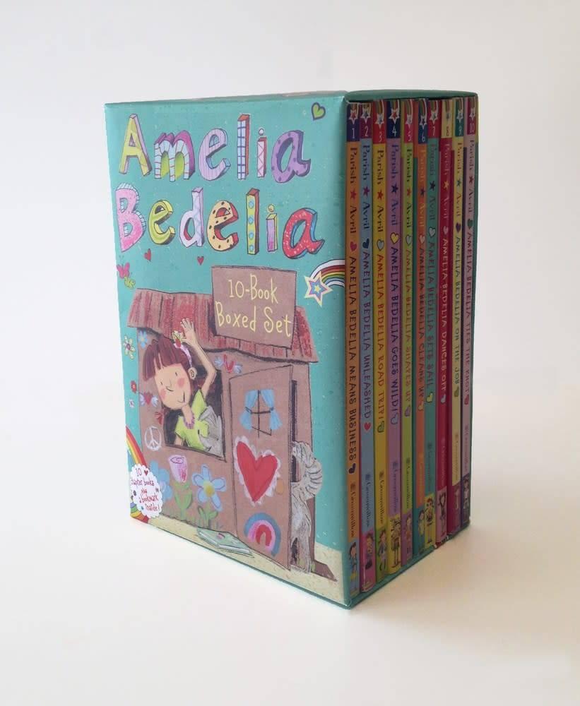 Amelia Bedelia (Chapter Book) Boxed Set (#1-10)