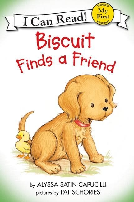 Biscuit: Finds a Friend (I Can Read!, Lvl Pre-1)