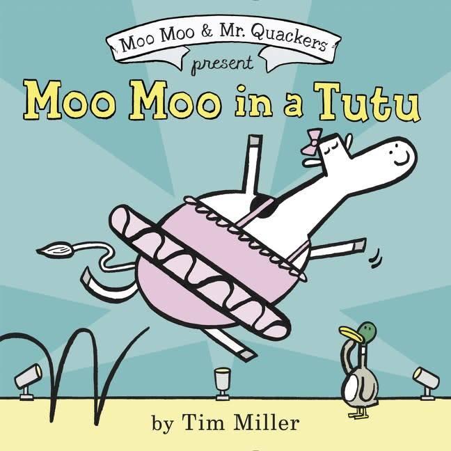 Balzer + Bray Moo Moo & Mr. Quackers: Moo Moo in a Tutu