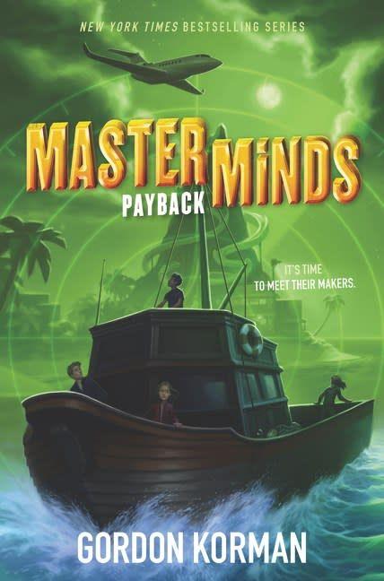 Balzer + Bray Masterminds 03 Payback