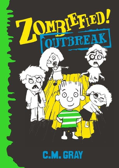 ABC Books Zombiefied!: Outbreak