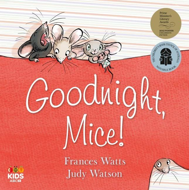 ABC Books Goodnight, Mice!