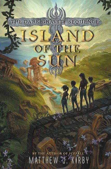 Balzer + Bray The Dark Gravity Sequence 02 Island of the Sun