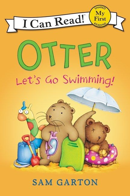 Balzer + Bray Otter: Let's Go Swimming! (I Can Read, Lvl Pre-1)