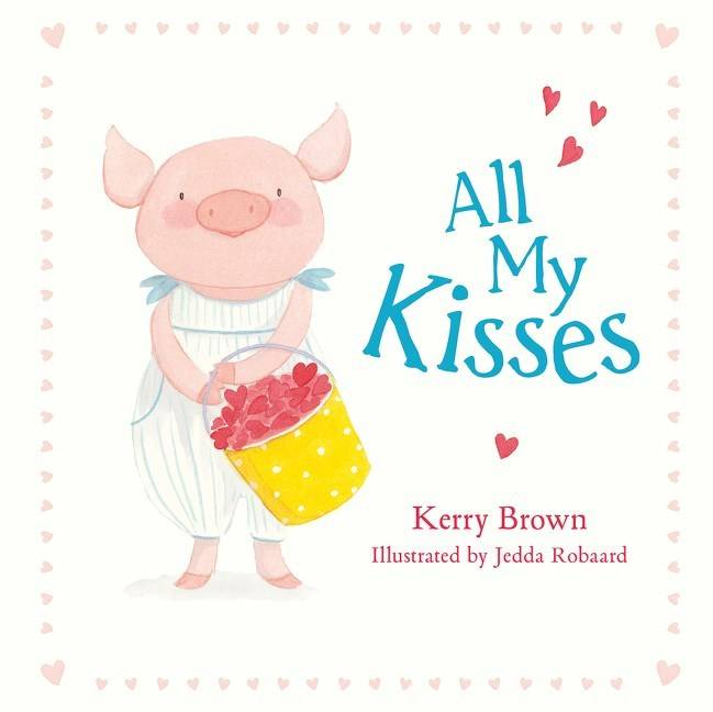 ABC Books All My Kisses
