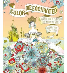 Color Me Enchanted Fairy Tales From Around The World