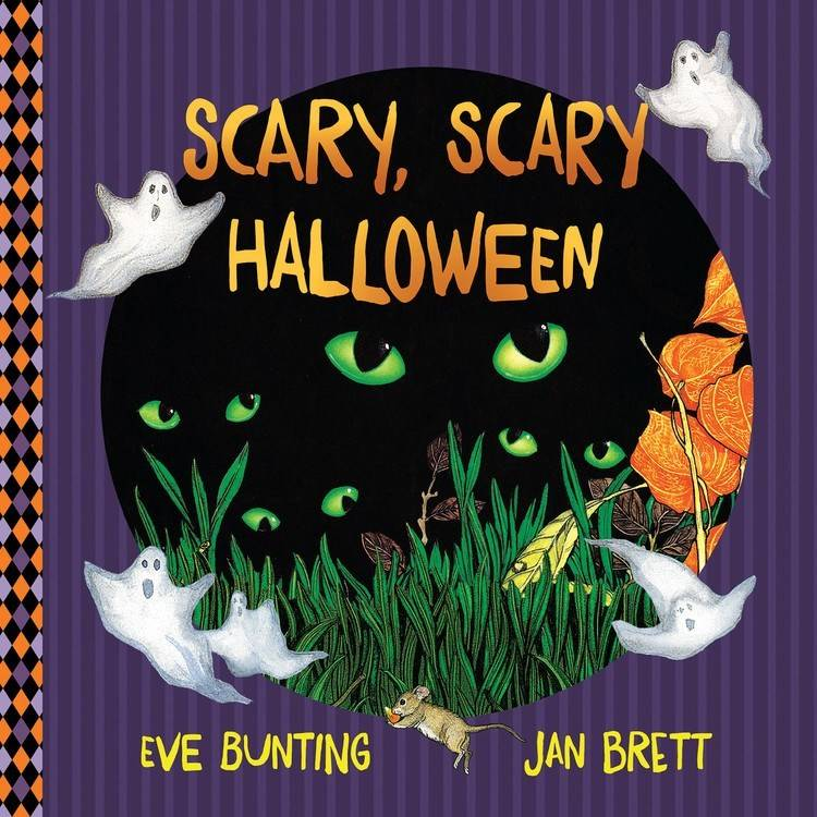 hmh books for young readers scary scary halloween gift edition