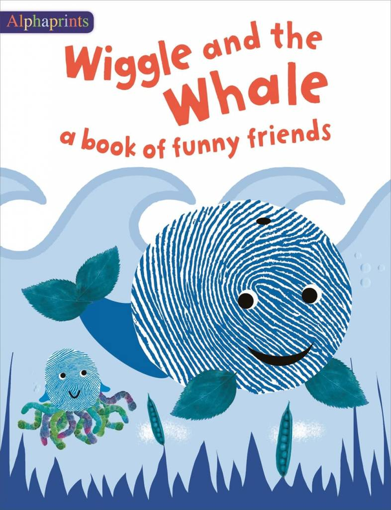Alphaprints: Wiggle and the Whale