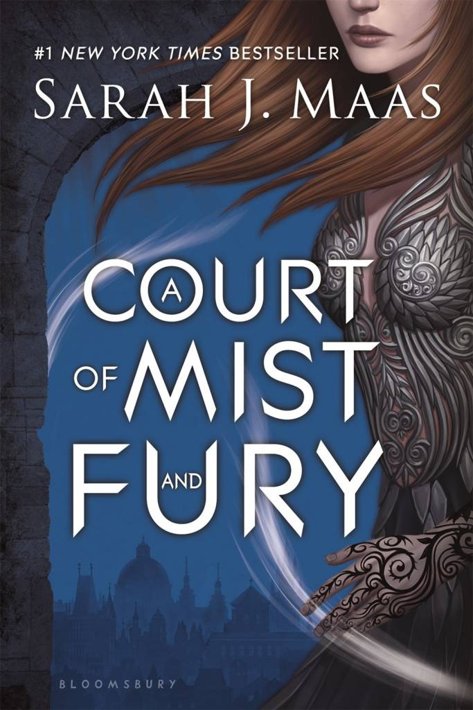 Bloomsbury USA Childrens A Court of Thorns and Roses 02 Mist and Fury