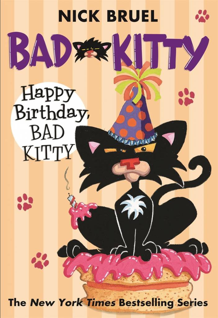 Bad Kitty: Happy Birthday, Bad Kitty