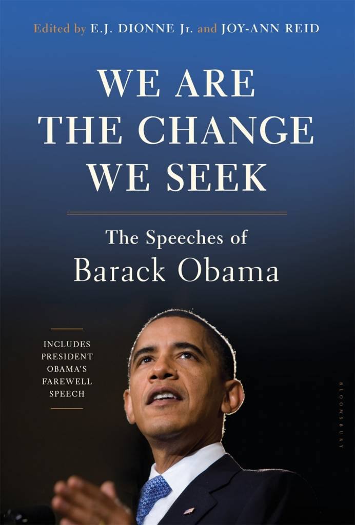 Bloomsbury USA We Are the Change We Seek: Speeches of Barack Obama