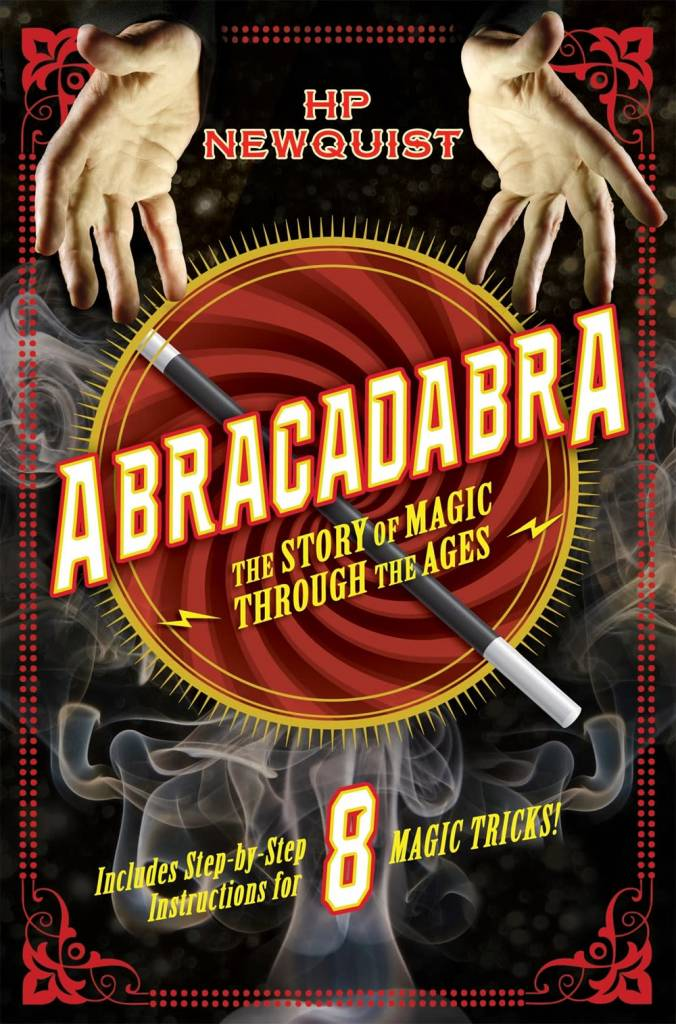 Square Fish Abracadabra: The Story of Magic Through the Ages