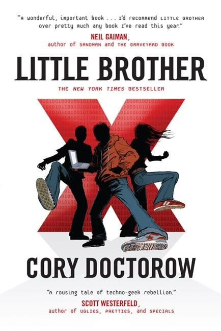 Tor Books Little Brother 01