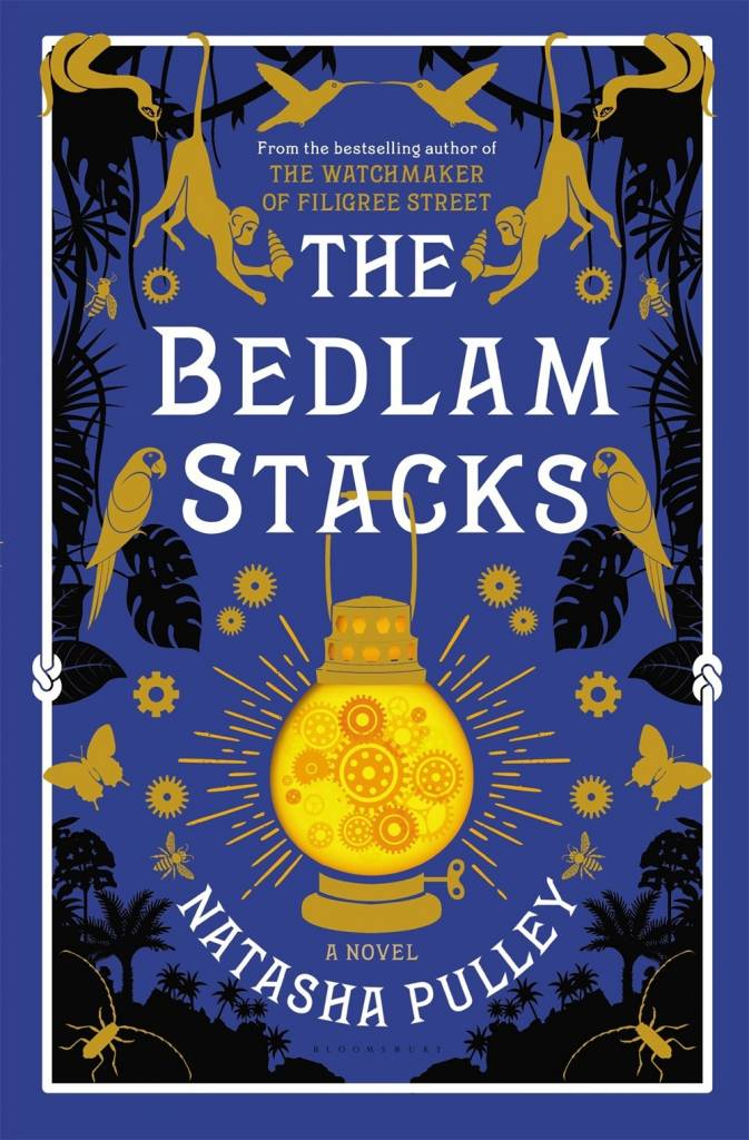 Bloomsbury USA The Bedlam Stacks