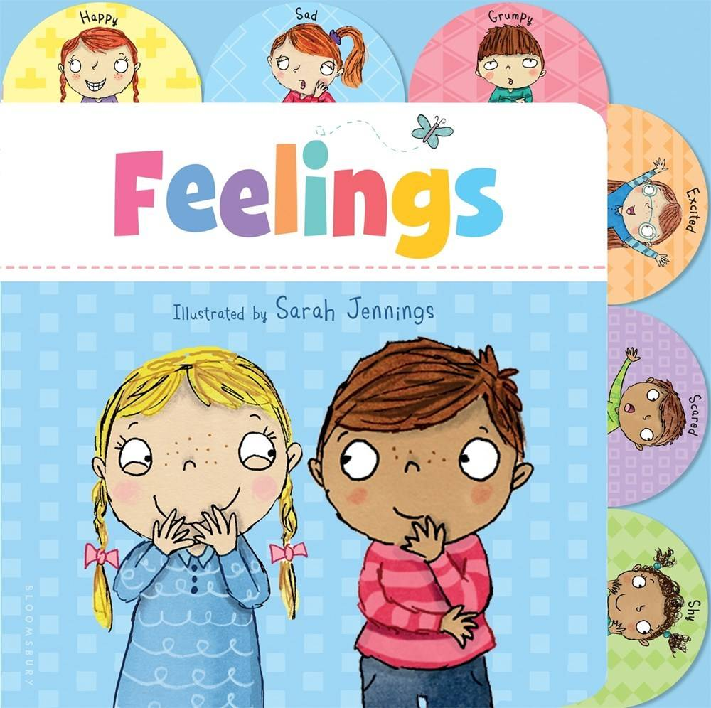 Bloomsbury Activity Books Feelings