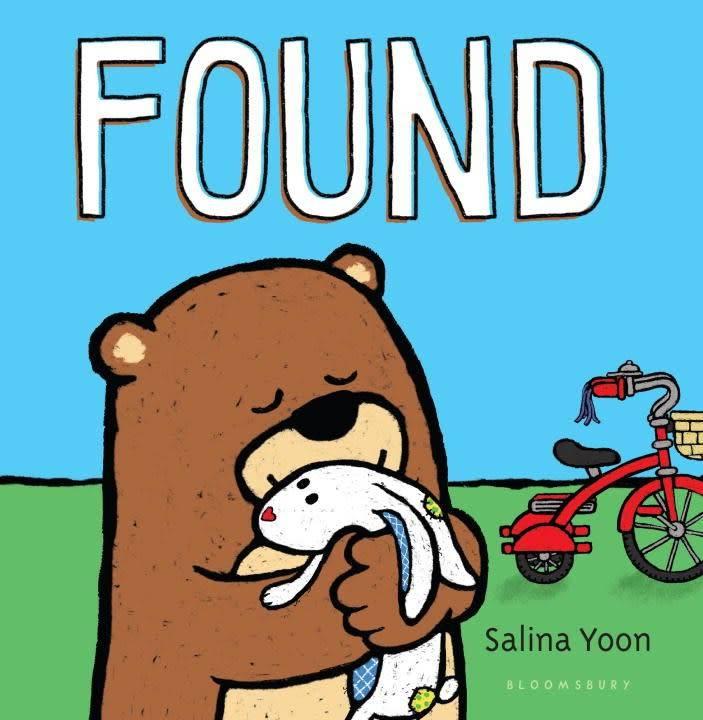 Bear and Bunny: Found