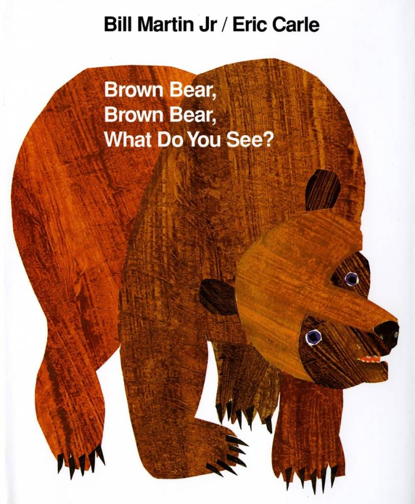 Bears 01: ...Brown Bear What Do You See?