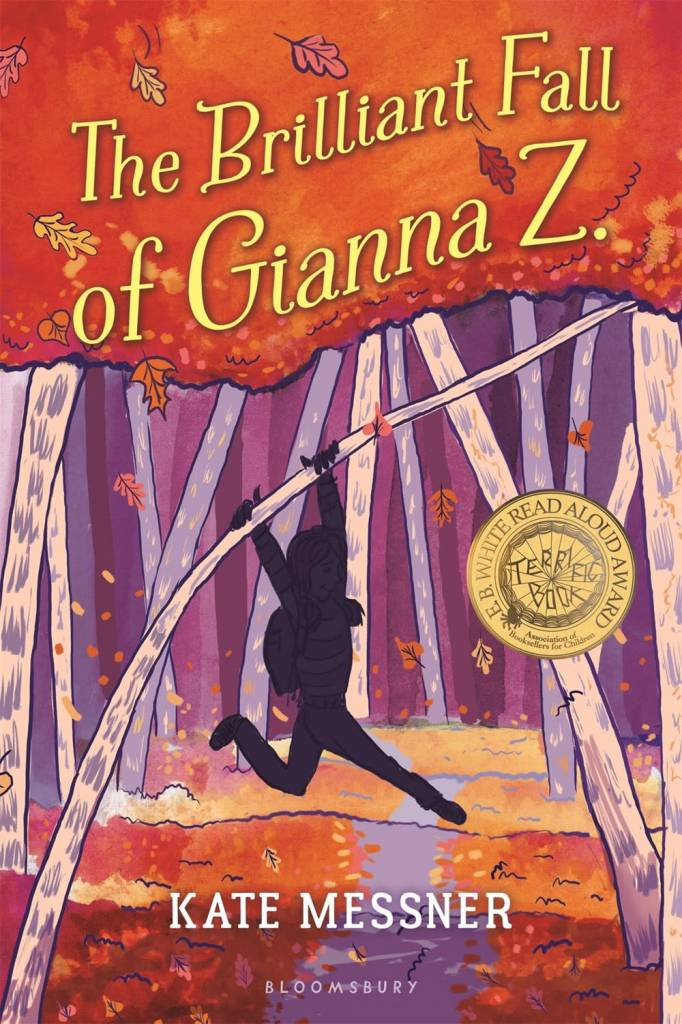 Bloomsbury USA Childrens The Brilliant Fall of Gianna Z.