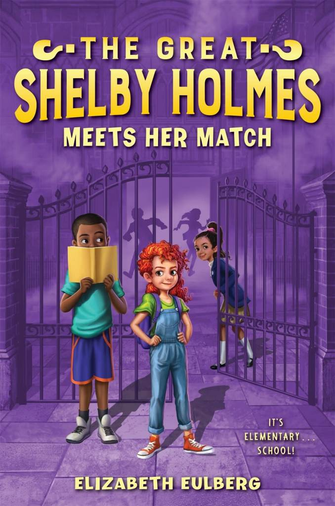 Bloomsbury USA Childrens The Great Shelby Holmes 02 Meets Her Match