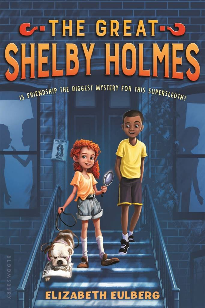 Bloomsbury USA Childrens The Great Shelby Holmes 01