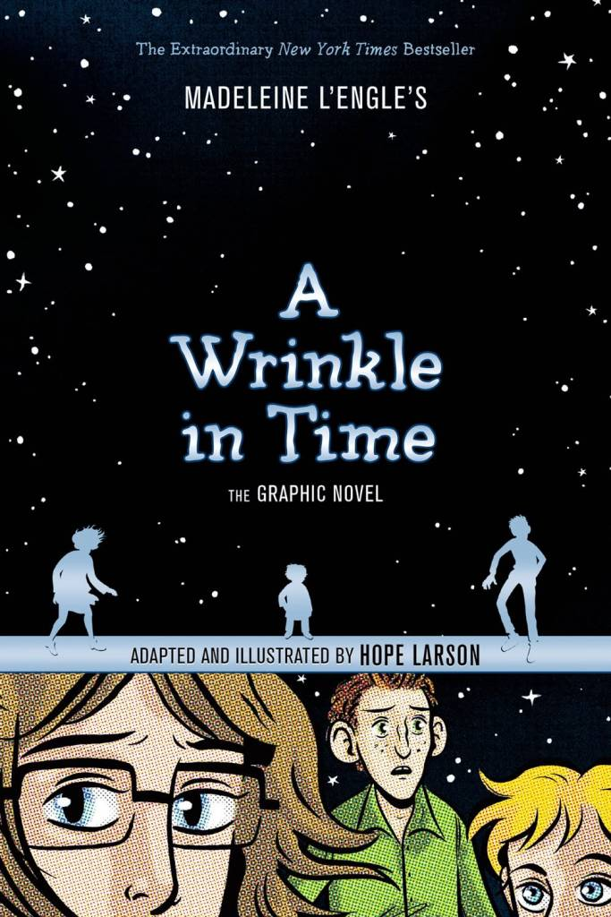 A Wrinkle in Time 01 (Graphic Novel)