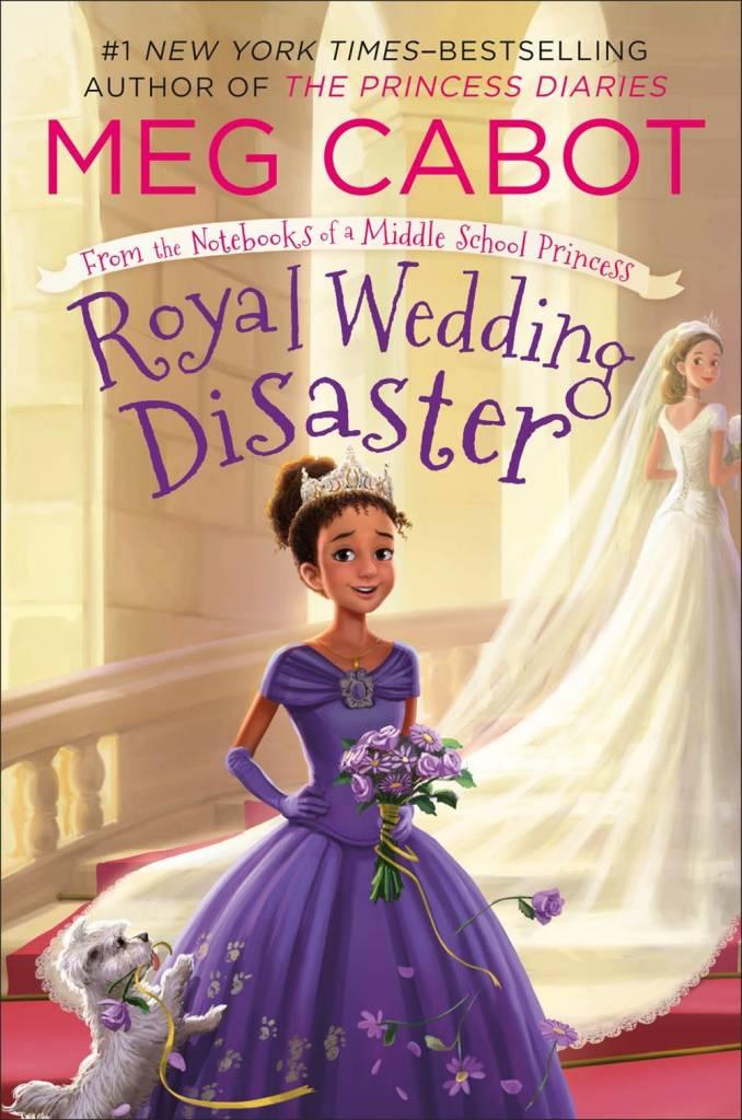 ...a Middle School Princess 02 Royal Wedding Disaster