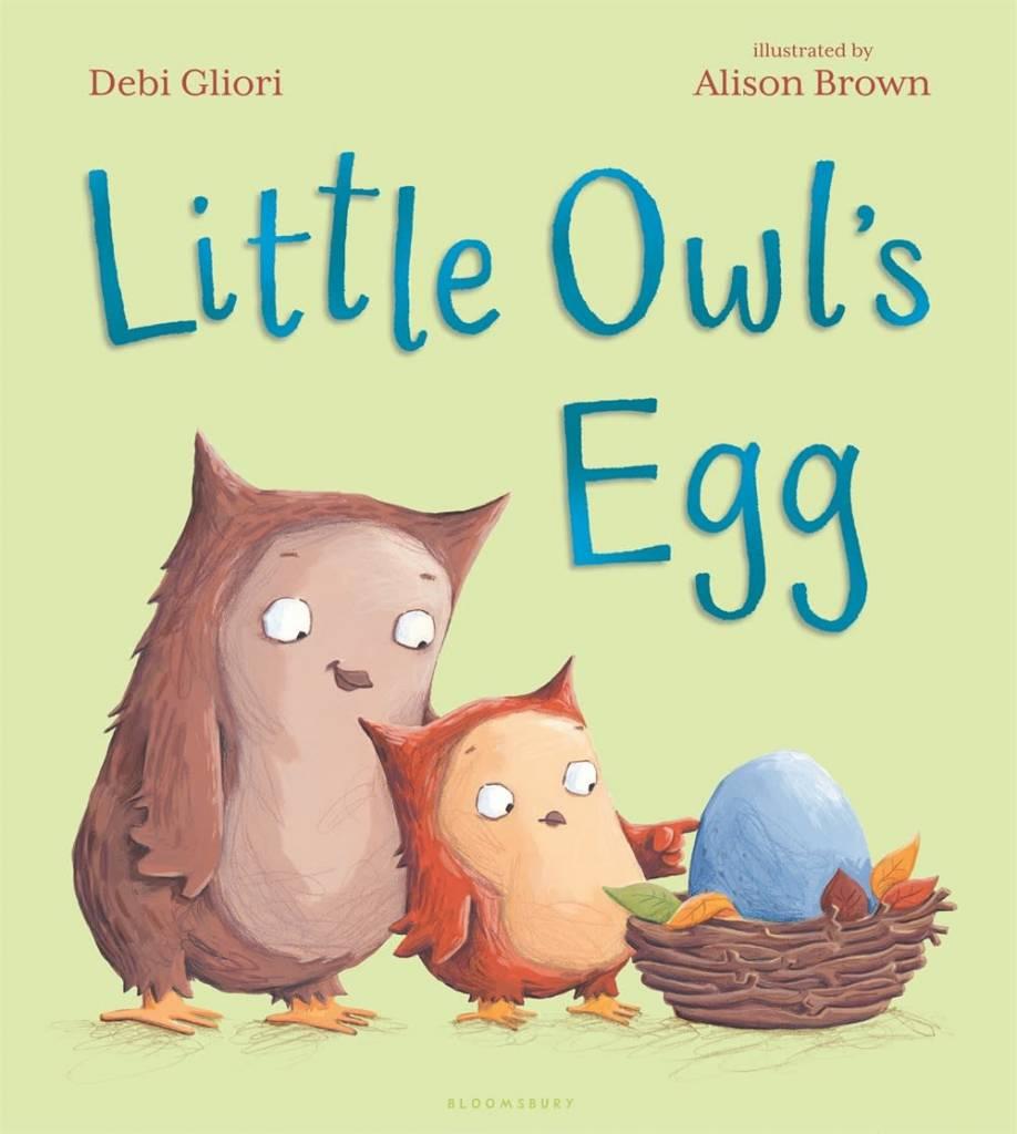 Bloomsbury USA Childrens Little Owl's Egg