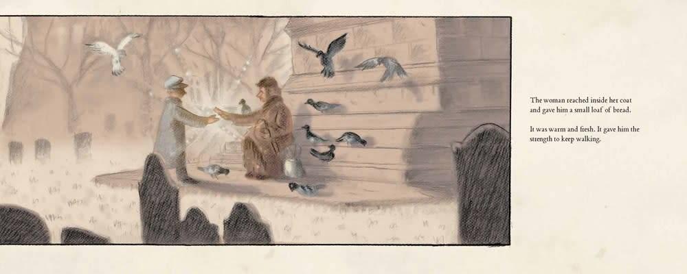 Roaring Brook Press Oskar and the Eight Blessings - Linden ...