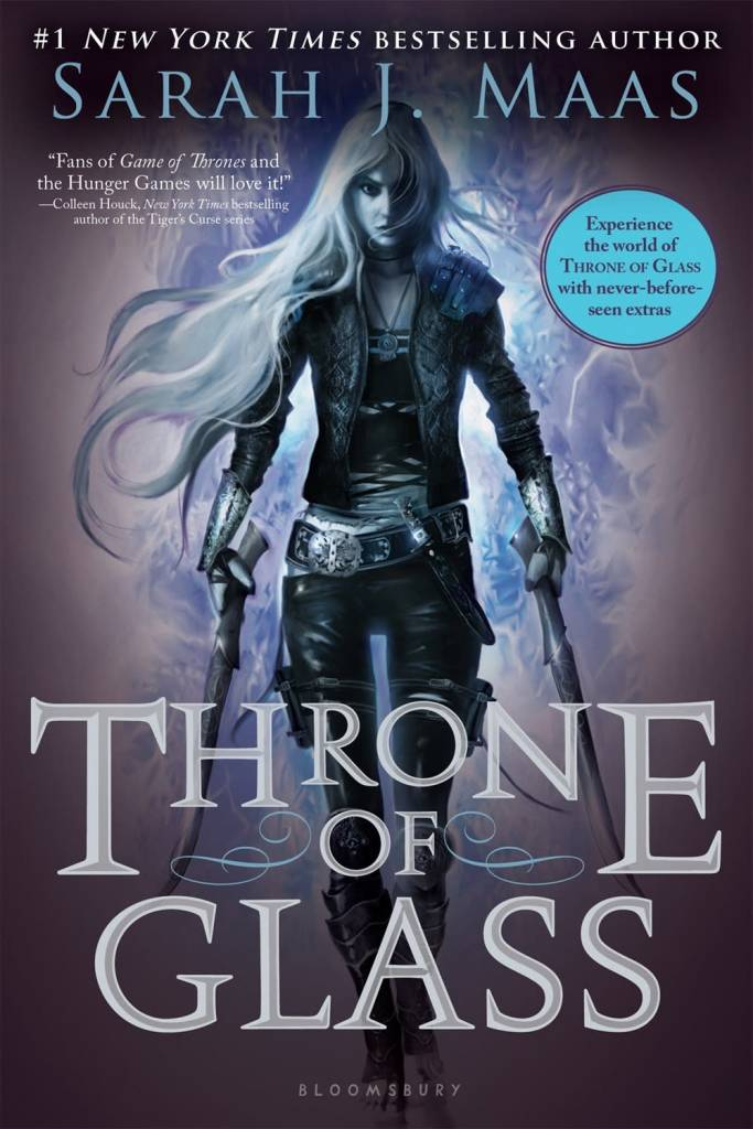 Bloomsbury USA Throne of Glass 01