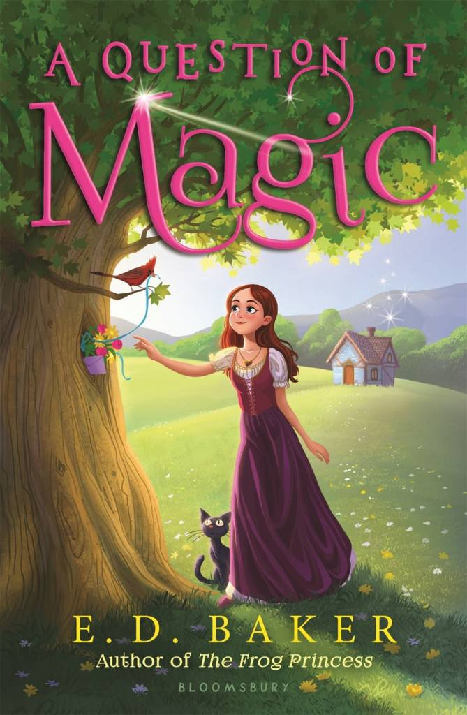 Bloomsbury Publishing A Question of Magic