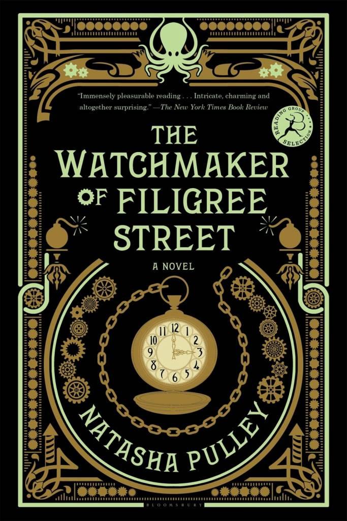 Bloomsbury USA The Watchmaker of Filigree Street