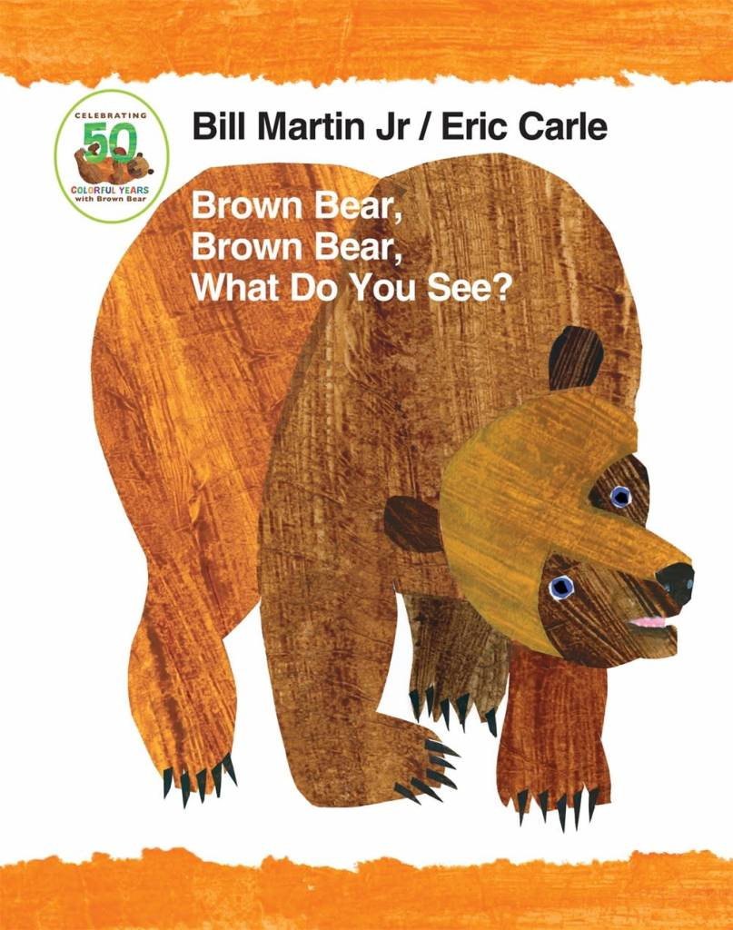 Henry Holt and Co. Bears 01 ...Brown Bear, What Do You See? (Small Padded)
