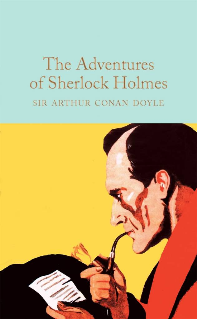 Macmillan Collector's Library Macmillan Mini-Classics: Adventures of Sherlock Holmes