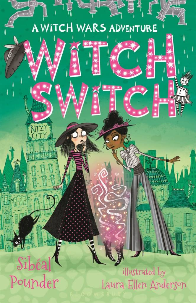 Bloomsbury USA Childrens Witch Wars 02 Witch Switch