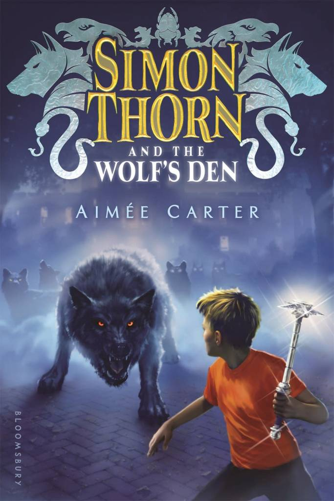 Bloomsbury USA Childrens Simon Thorn 01 The Wolf's Den