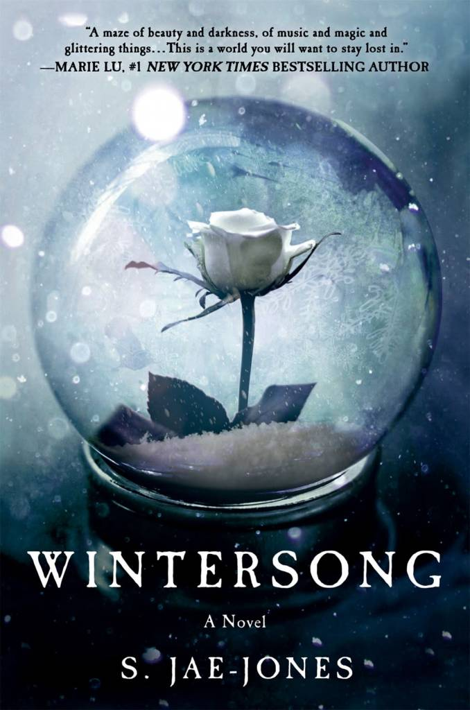 A Thomas Dunne Book for St. Martin's Griffin Wintersong 01