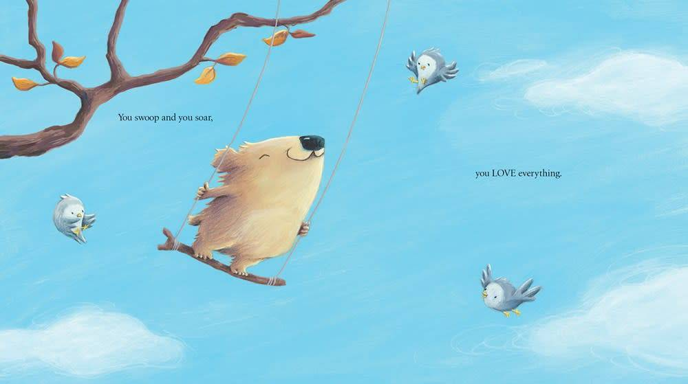 Bloomsbury USA Childrens I'll Never Let You Go (Padded Board Book)