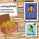 Bloomsbury Activity Books Lift-the-Flap Friends: Pirates
