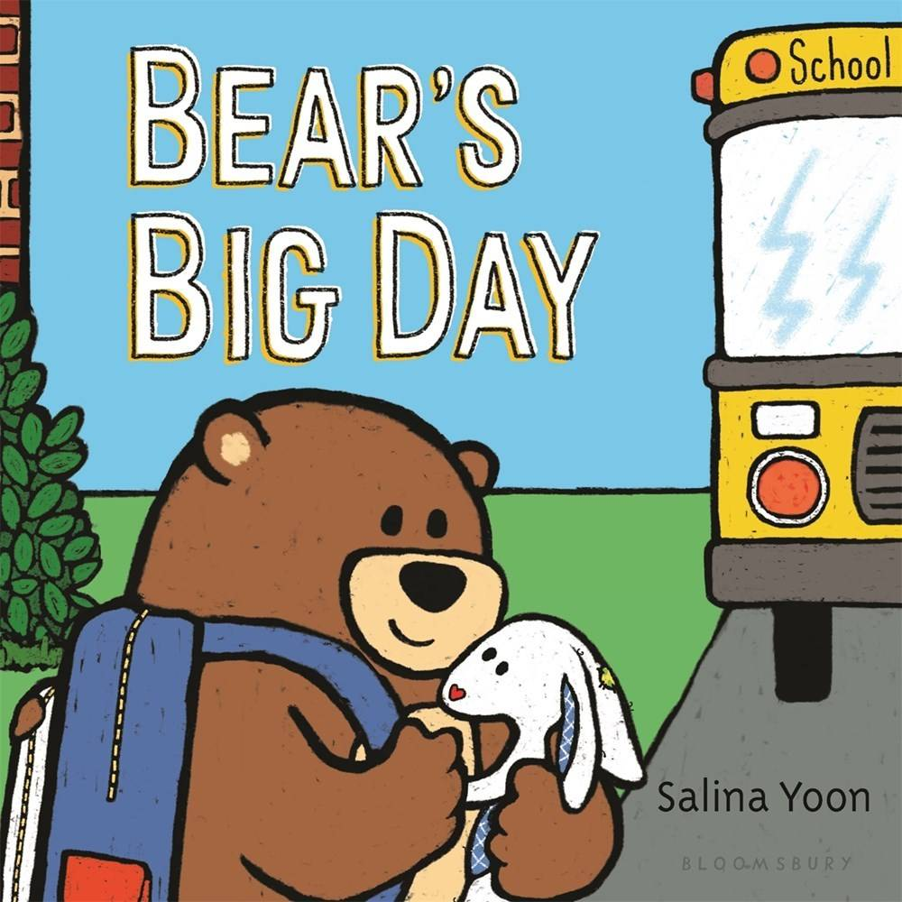 Bloomsbury USA Childrens Bear and Bunny: Bear's Big Day