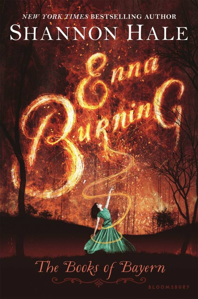 Bloomsbury USA Childrens The Books of Bayern 02 Enna Burning