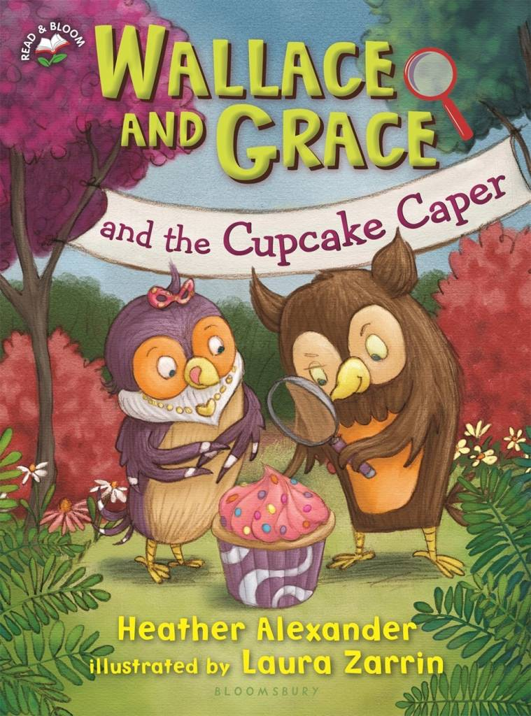 Bloomsbury USA Childrens Wallace and Grace: The Cupcake Caper