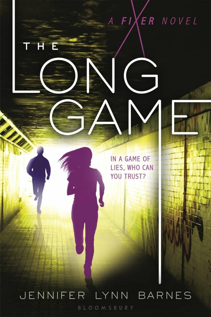 Bloomsbury USA Childrens The Fixer 02 The Long Game