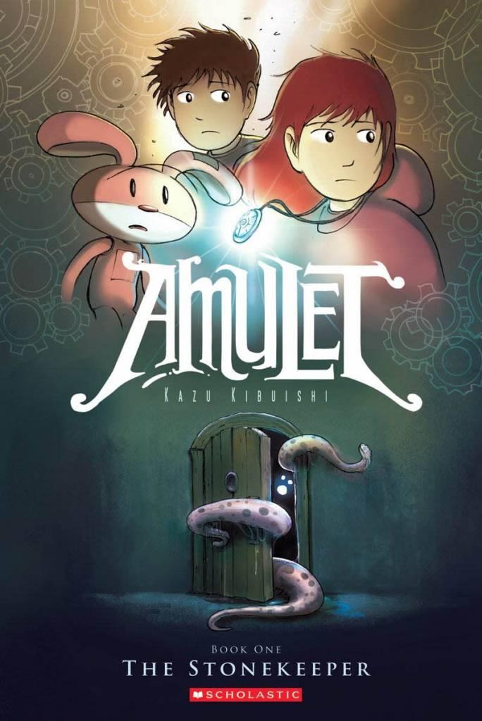 Amulet 01 The Stonekeeper