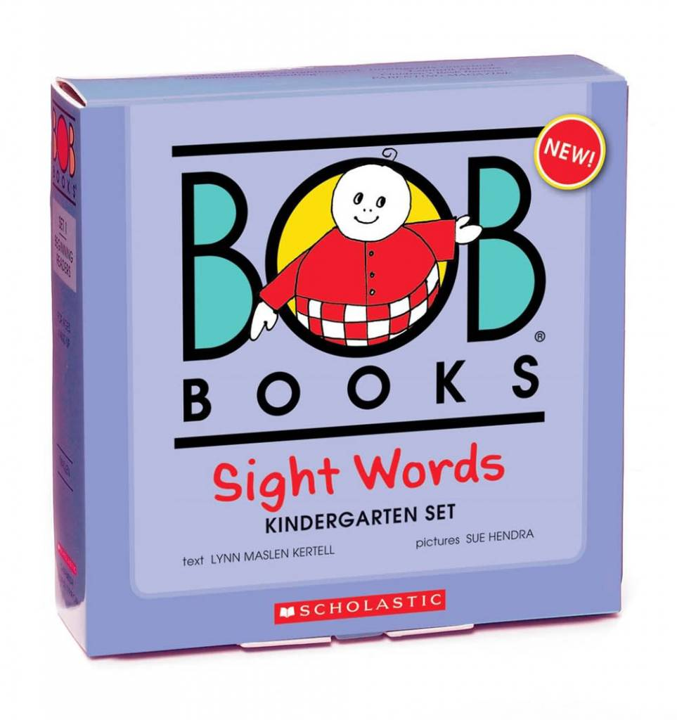 BOB Books: Sight Words (Kindergarten)