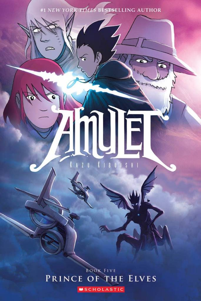 Amulet 05 Prince of the Elves