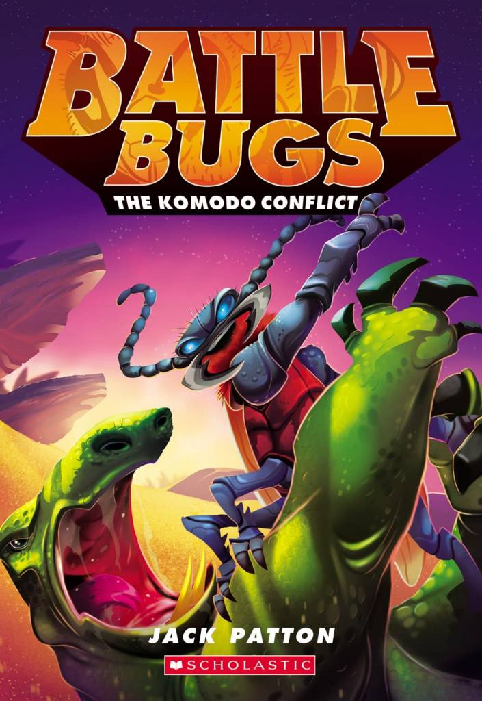 Battle Bugs 06 The Komodo Conflict