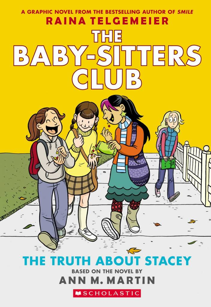 The babysitters club books