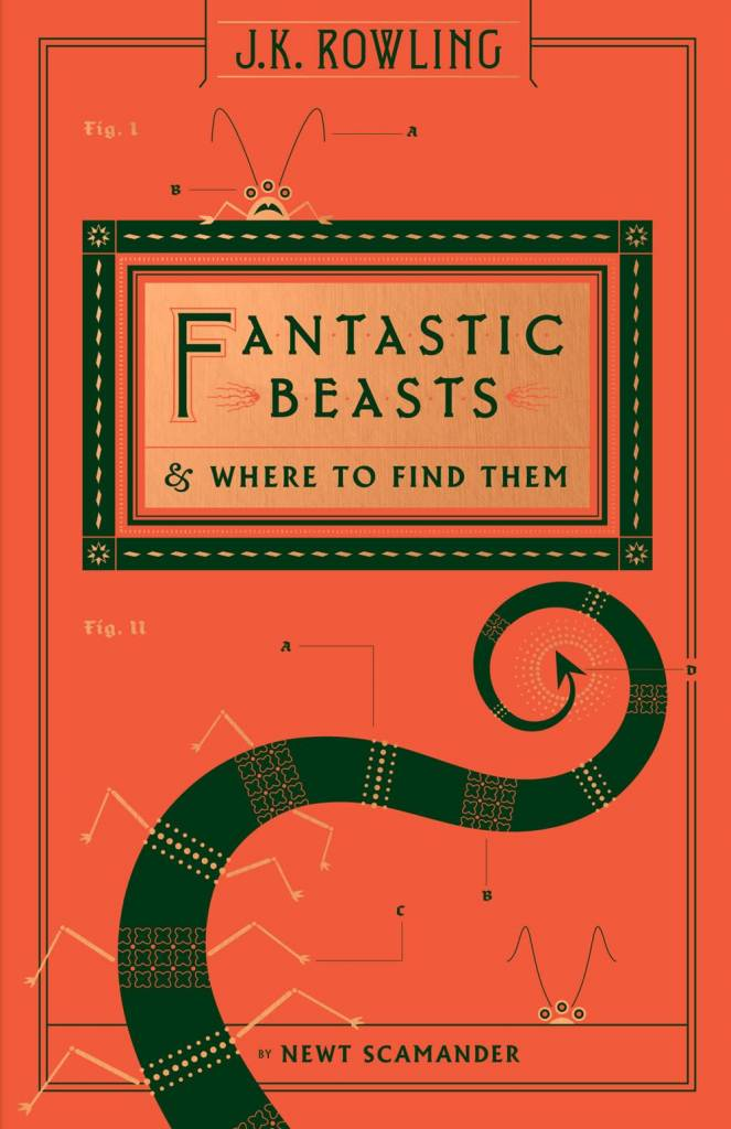 Arthur A. Levine Books Harry Potter: Fantastic Beasts and Where to Find Them