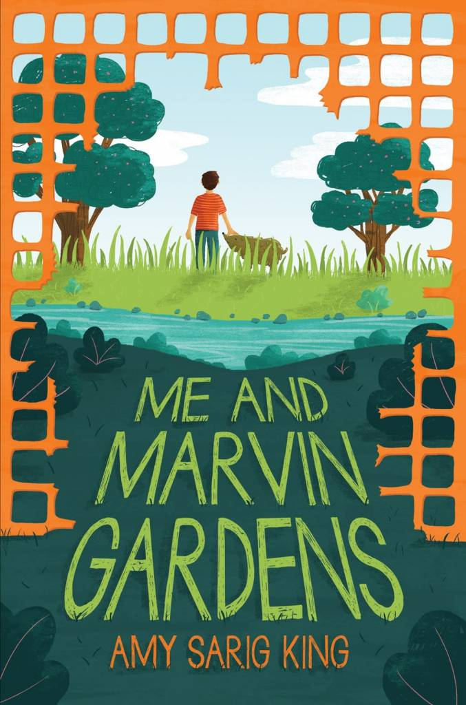 Arthur A. Levine Books Me and Marvin Gardens